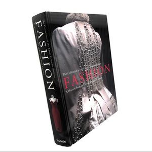 Coffee Table FASHION book